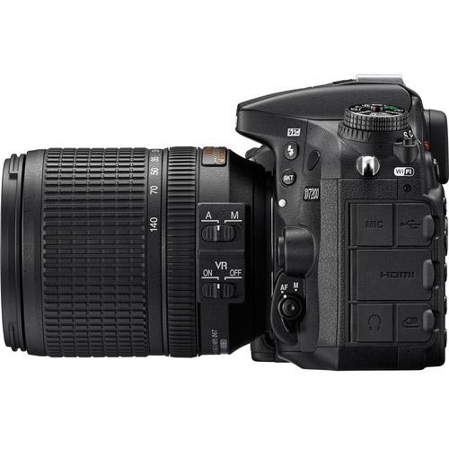 D7200 Kit w/ AF-S 18-140mm VR