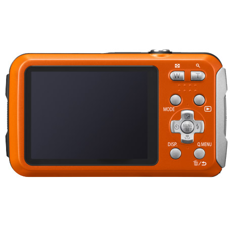 Lumix DMC-TS30 Orange