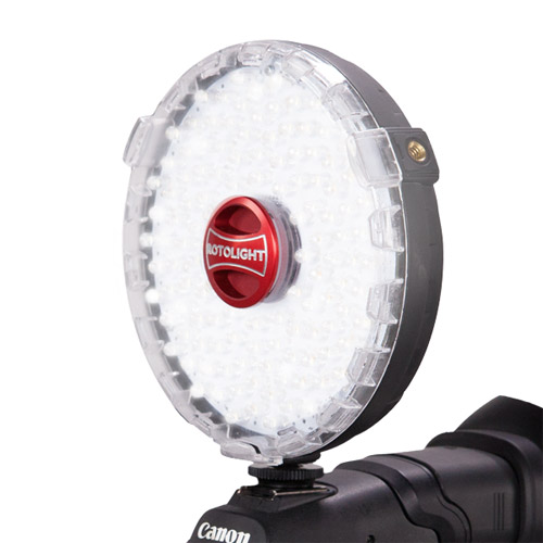 Neo LED with Filter Set, Hot Shoe, AC, Pouch