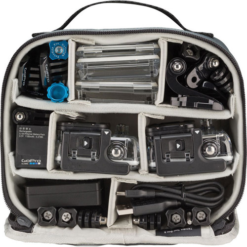 Tool Box 6 Accessory Storage Case