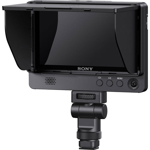 Sony CLMFHD5 Compact Full HD 5.0 Type LCD Monitor Monitors ...