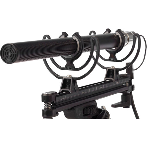 BLIMP-R with Rycote LYRE Mount