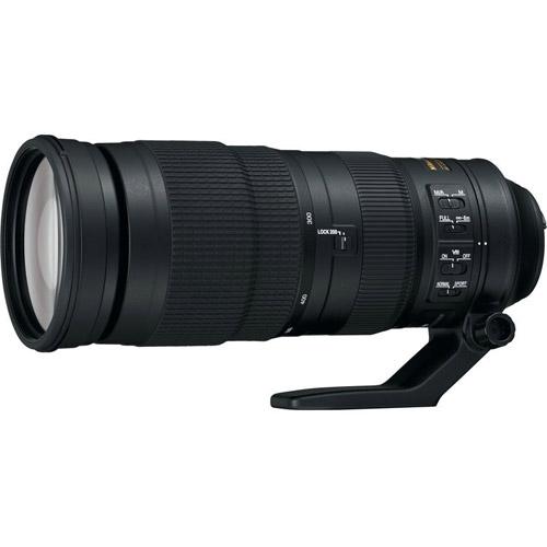 AF-S NIKKOR 200-500mm f/5.6 E ED VR Lens