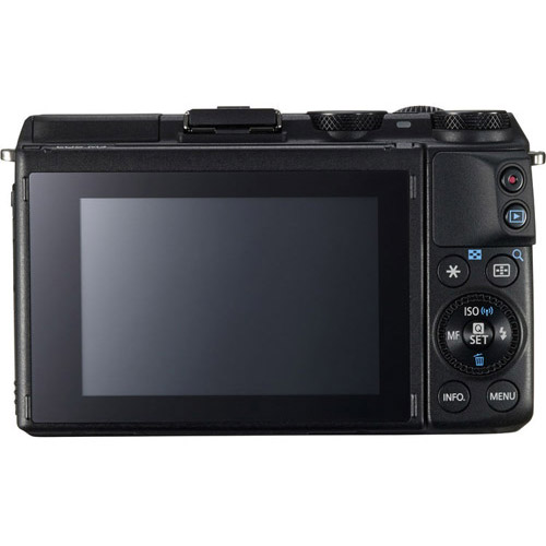 EOS M3 w/ 18-55 Kit Black