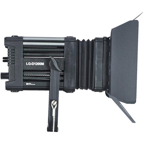 LG-D1200M LED Fresnel Light 5600K with DMX/WiFi and Bag