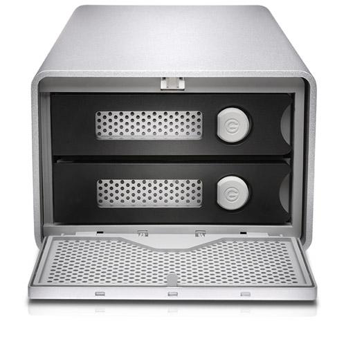 8TB G-RAID Thunderbolt 2 USB 3.0 (2 x 4TB) Removable Dual-Drive Storage System