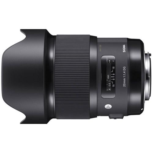 ART 20mm f/1.4 DG HSM Lens for Canon