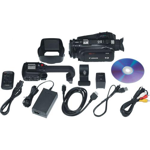 XA30 Professional Camcorder
