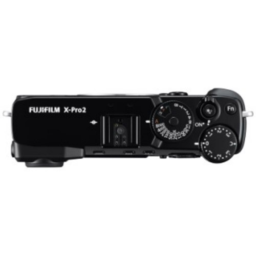 Fujifilm X-PRO2 Mirrorless Body Black