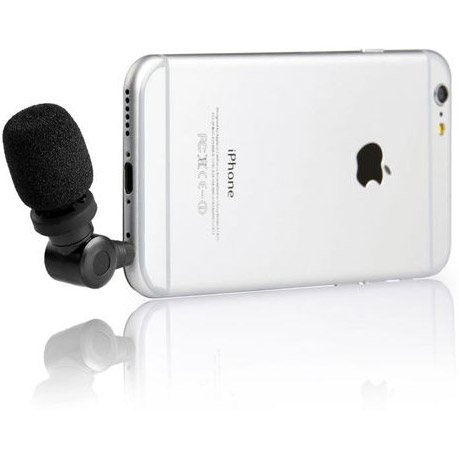 SmartMic Flexible Microphone for iPhone and iPad