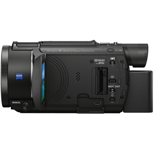 FDRAX53B 4K Camcorder