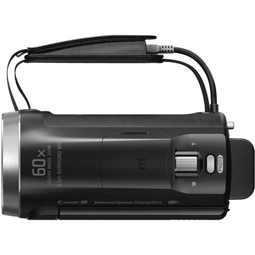 HDRCX675B Full HD Handycam Camcorder with 32GB Internal Memory