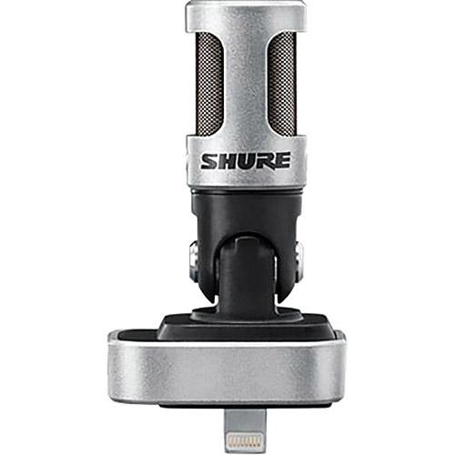 MV88 iOS Digital Stereo Condenser Microphone