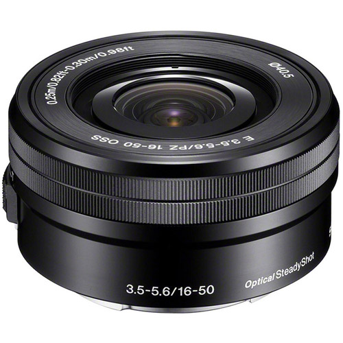 Alpha A6300 Mirrorless Black Kit w/ SEL 16-50mm Power Zoom Lens