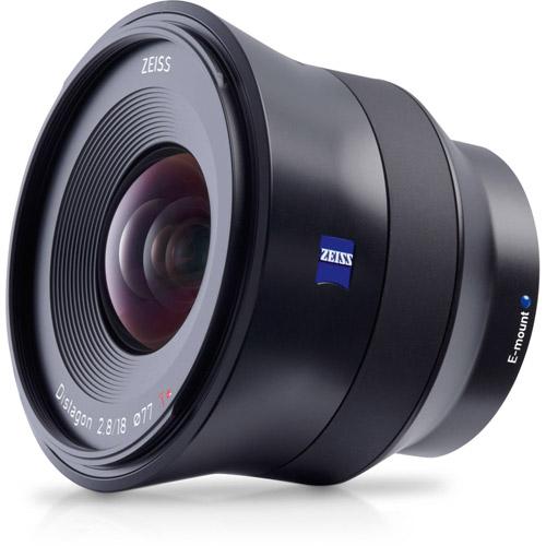 Batis 18mm f/2.8 Lens for Sony E-Mount