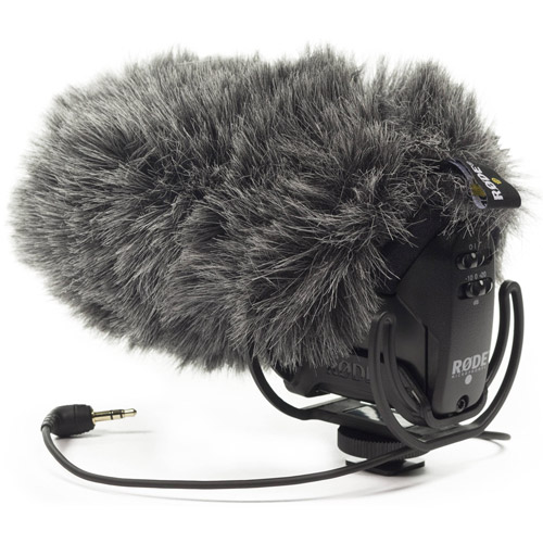 DeadCat VMPR Furry Wind Cover for VideoMic Pro