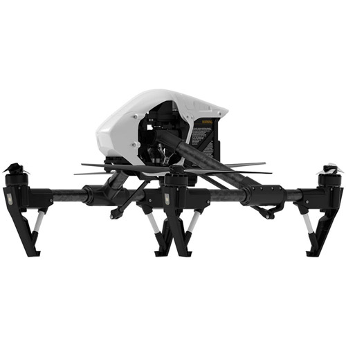Inspire 1 V2.0/Pro Aircraft Body. Excludes Remote, Camera, Battery, and Charger