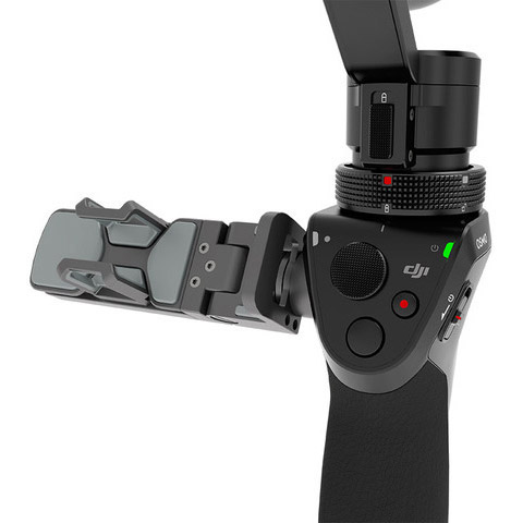 Osmo Handheld 3 Axis Gimbal with 2 Free Batteries