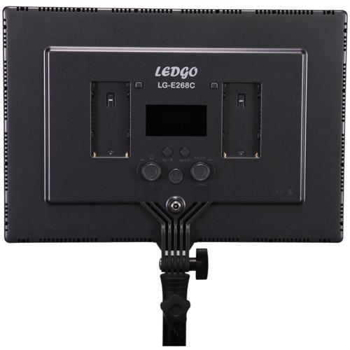 LG-E268C Soft LED Light Pad 22W Bi-Colour with AC Adapter