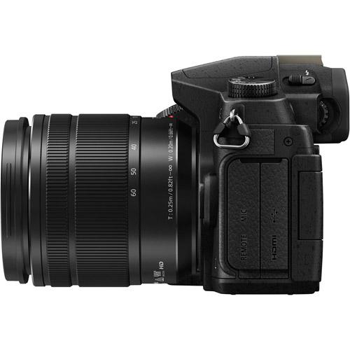 Lumix DMC-G85 Mirrorless Kit w/ 12-60mm Power OIS Lens