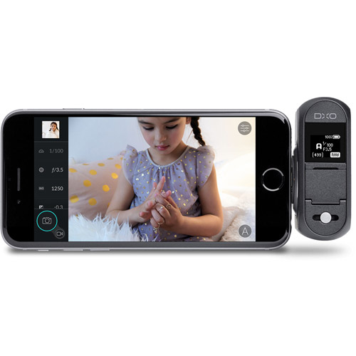 DxO ONE Digital Camera with Wi-Fi for iPhone/iPad
