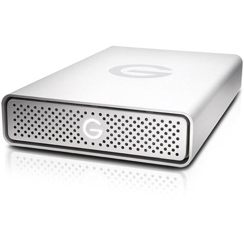 GDrive 6TB USB 3.0 Silver