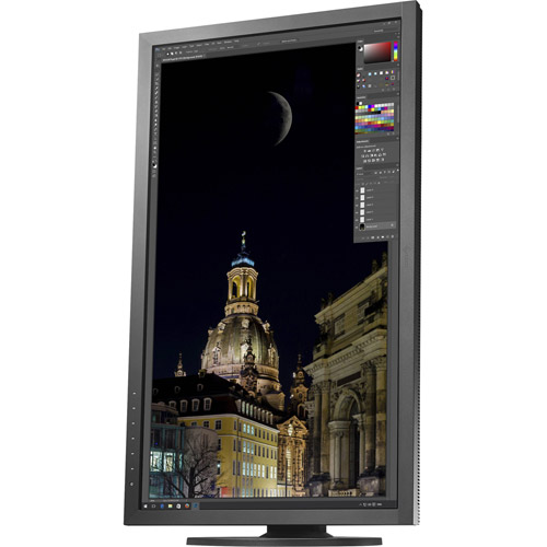 "CS2730-BK 27""2560x1440, IPS, LED, 99% Adobe RGB, DP/HDMI/DVI-D, Hardware Calibration Software"