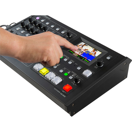 VR-4HD HD AV Mixer
