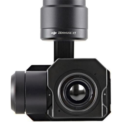 Dji Zenmuse Xt Thermal Imaging Camera And Gimbal 30hz
