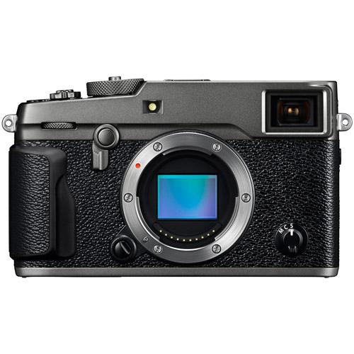 Fujifilm X-PRO2 Mirrorless Kit Graphite w/ XF 23mm f/2.0 R WR Graphite Lens
