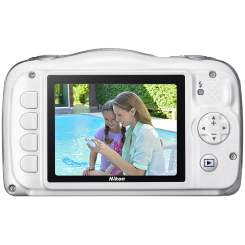 Coolpix W100 White