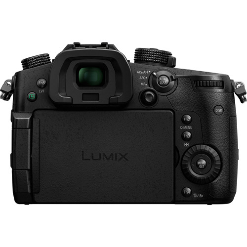 Lumix DC-GH5 Kit w/ Leica 12-60mm f/2.8-4.0 Power OIS Lens