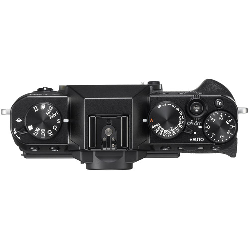 Fujifilm X-T20 Mirrorless Body Black