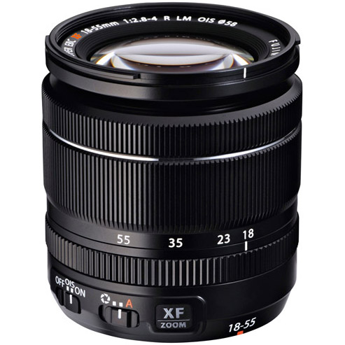 Fujifilm X-T20 Mirrorless Kit Black w/ XF 18-55mm f/2.8-4.0 R LM OIS Lens