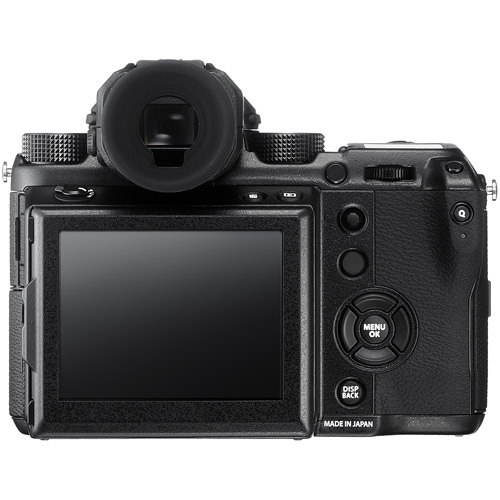 Fujifilm GFX 50s Body (no lens) 51.4MP