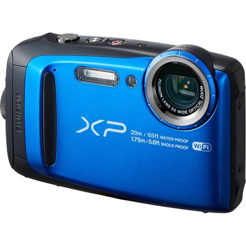 Finepix XP120 Blue