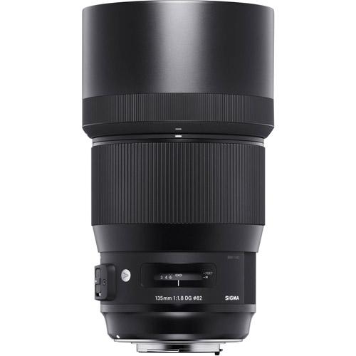 ART 135mm f/1.8 DG HSM Lens for Canon