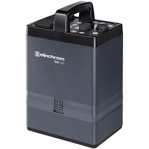 ELB 1200 Battery Power Pack with Air 90 Wh Li-Ion Battery, Charger, Sync cord