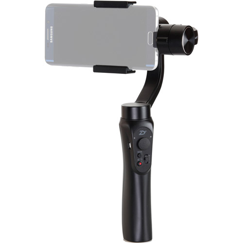 Smooth-Q 3-Axis Smartphone Stabilizer Jet Black