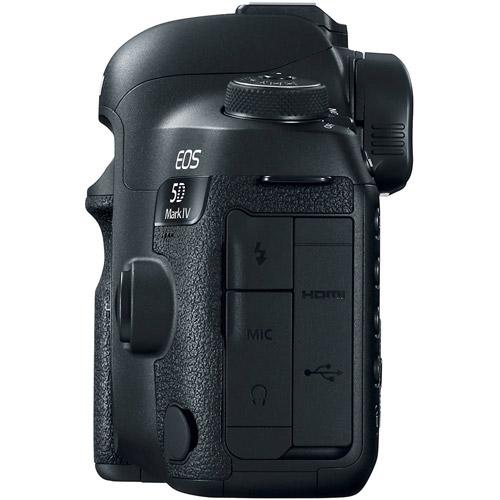 EOS 5D Mark IV DSLR Body With Bonus Premium Accessory Pack