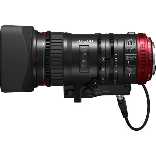 CN-E 70-200mm T4.4 L IS EF Mount