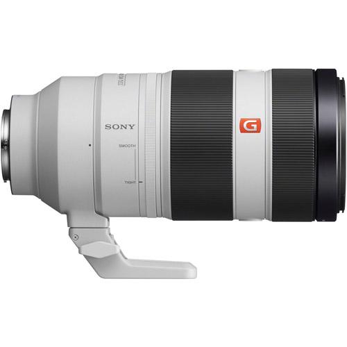 SEL FE 100-400mm f/4.5-5.6 GM OSS E-Mount Lens