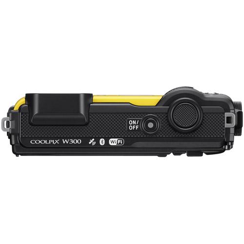 Coolpix W300 Yellow