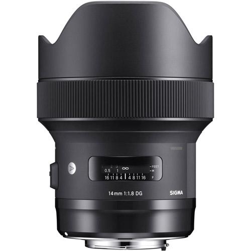 ART 14mm f/1.8 DG HSM Lens for Canon