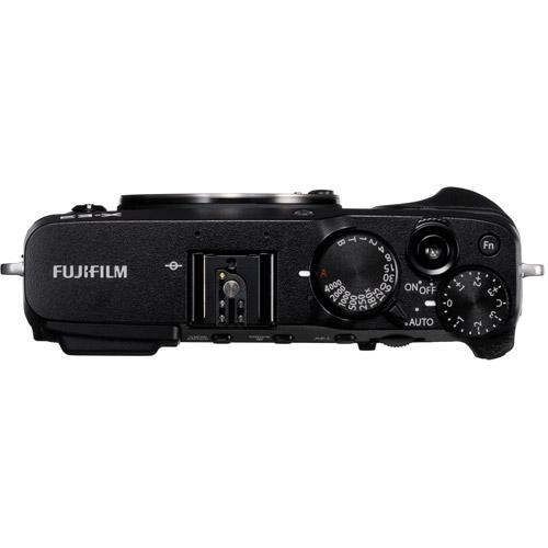 Fujifilm X-E3 Mirrorless Kit Black w/ XF 23mm f/2.0 R WR Lens