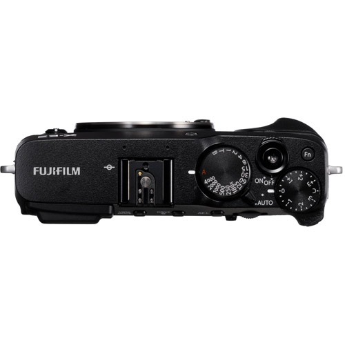 Fujifilm X-E3 Mirrorless Body Black