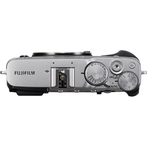 Fujifilm X-E3 Mirrorless Body Silver