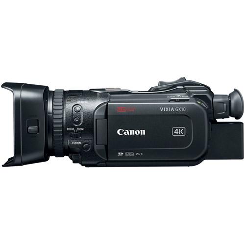 VIXIA HF GX10 4K UHD Camcorder