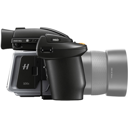 H6D-100c MP Digital Camera Kit (No Lens)