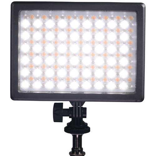 CN-MIXPAD66 RGB LED Light Bi-Colour with Cold Shoe Adapter
